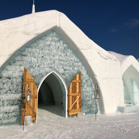 What Is It Like to Sleep in an Ice Hotel?
