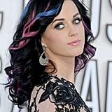 Multicoloured Hair Streaks