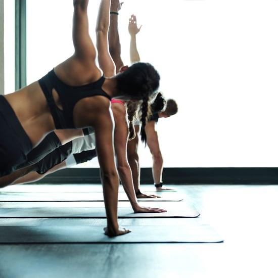 Why I Do Yoga Every Monday Night