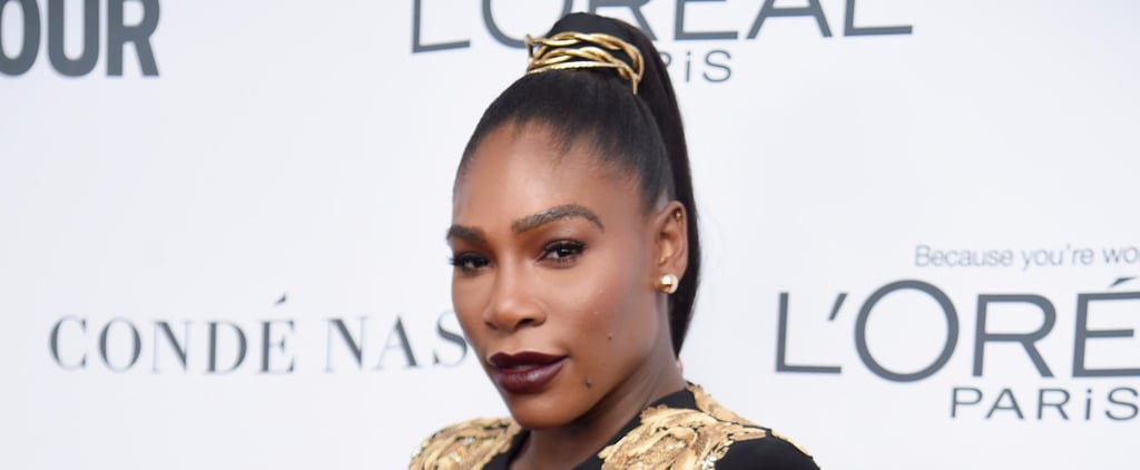 Serena Williams Is Back on the Red Carpet 2 Months After Becoming a Mum