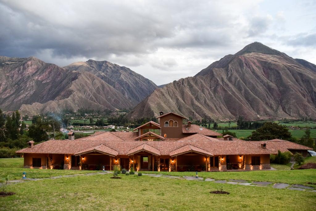 Luxury Eco-Lodge Travel