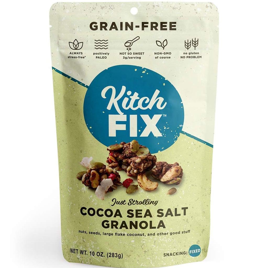 Kitchfix Grain-Free Paleo Granola