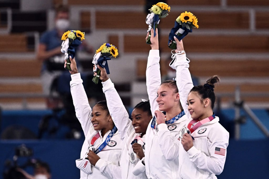 Team USA Women Athletes Medal Count at the 2021 Olympics