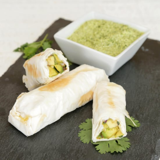 Avocado Egg Roll Recipe