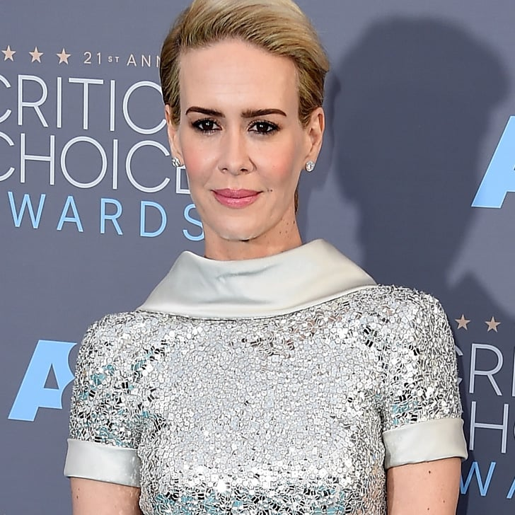 Sequined Gowns at Critics' Choice Awards 2016