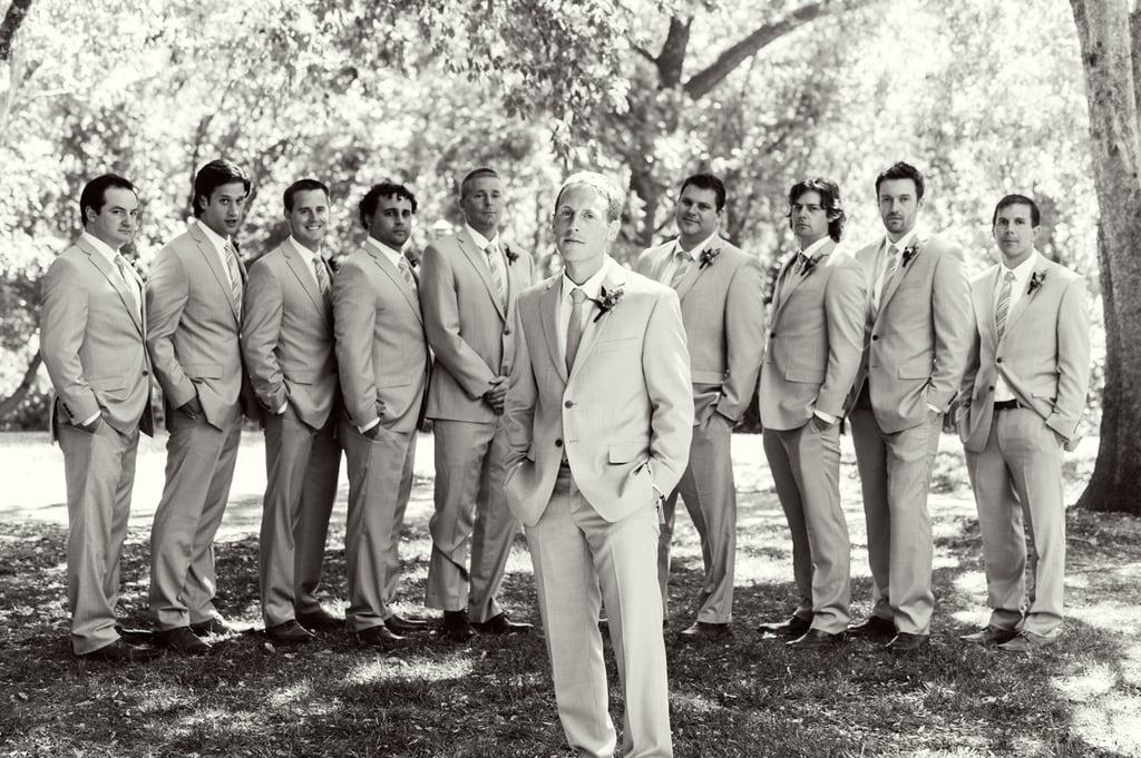 Summer-Camp-Inspired Wedding in California