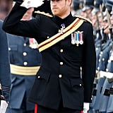He Proved Nothing Is Sexier Than a Man in Uniform