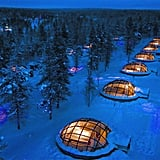 Igloo Village in Finland