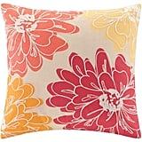 Floral Pillow ($14)