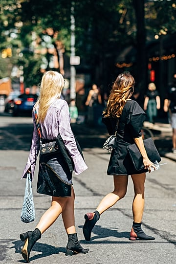 How to Wear Ankle Boots 2018