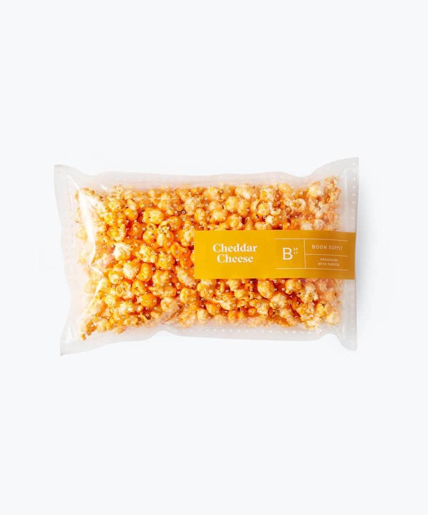Cheddar Cheese Popcorn