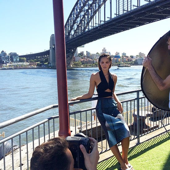 POPSUGAR Australia Instagram: Aisha McKinnon Photo Shoot