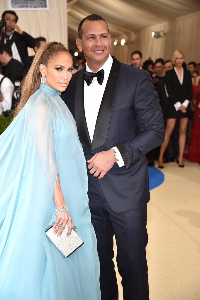 Jennifer Lopez's Beige Lipstick in 2017