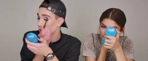 Zendaya and James Charles's Makeup Challenge Is So Fun, You'll Wish You Were There