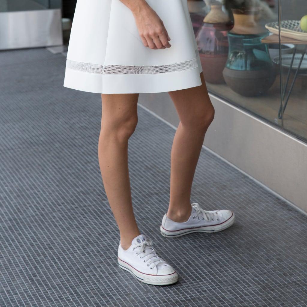 Converse Sneaker Style Popsugar Fashion