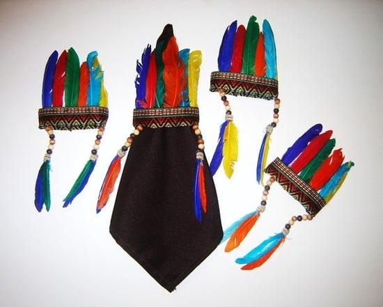 Headdress Napkin Ring ($4/each)