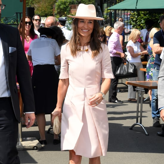 Pippa Middleton's Stella McCartney Dress at Wimbledon 2019