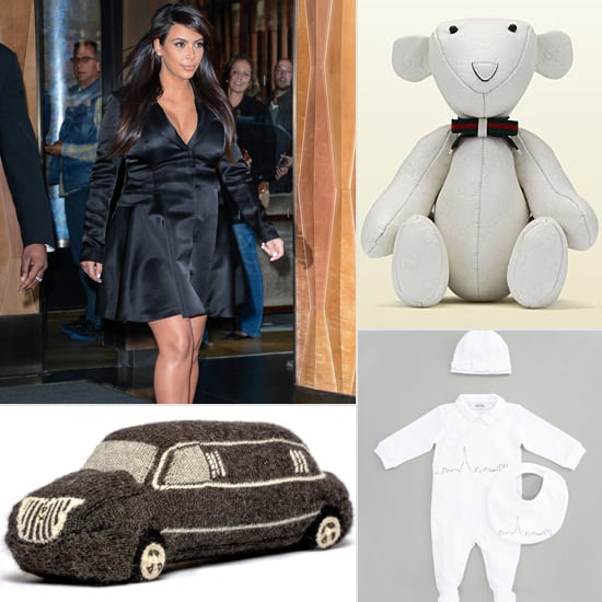 10 Baby Shower Gifts Perfectly Suited For a Little Kardashian
