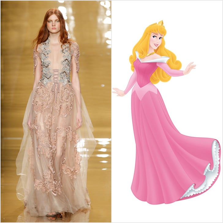 Sleeping Beauty | Dresses That Look Like Disney Princess Gowns From ...