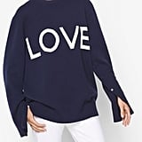Oversized Cashmere Pullover ($995)