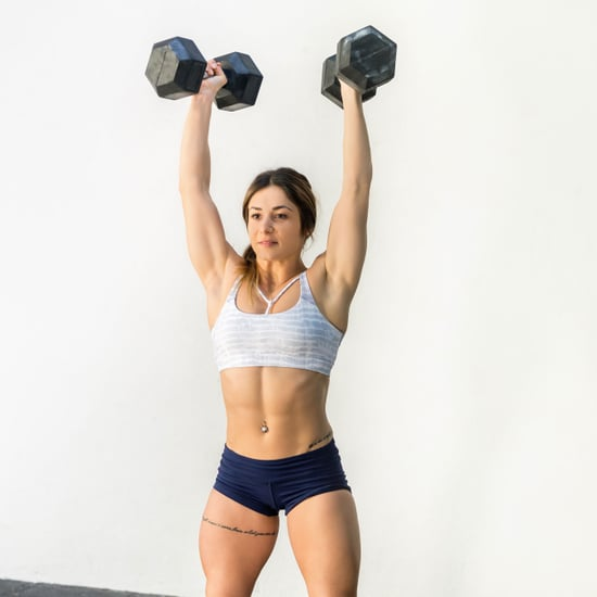 CrossFit Dumbbell Arm Workout