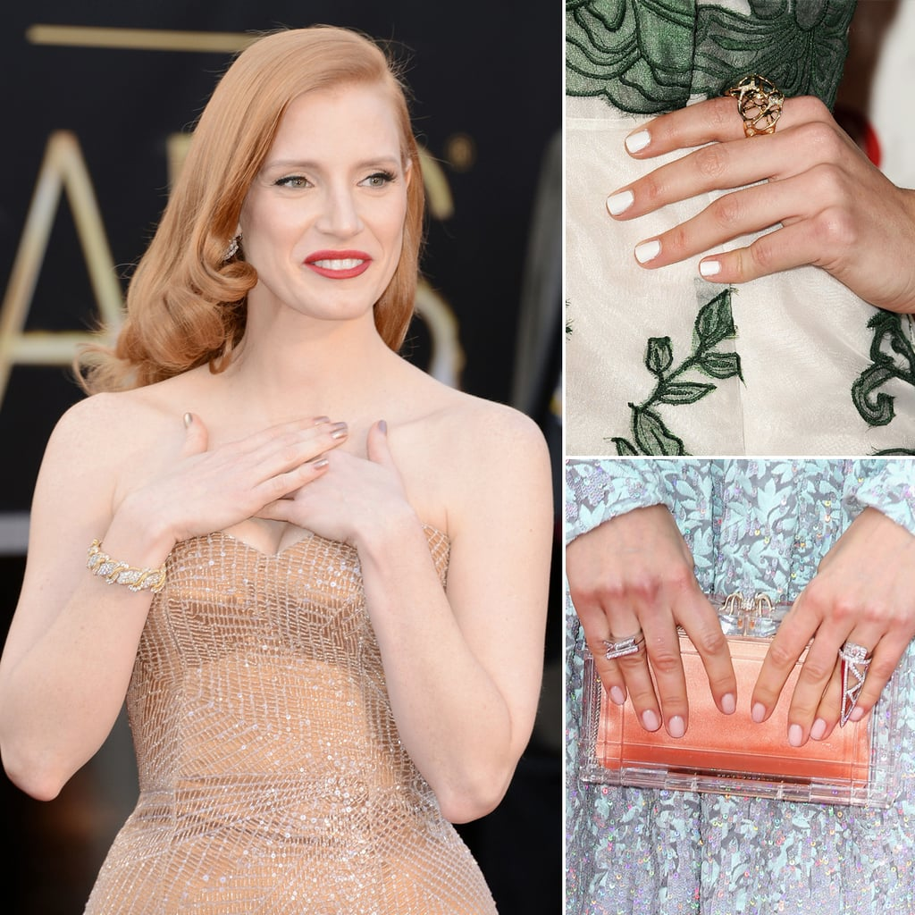 Celebrity Nails To Influence Your Wedding Choices