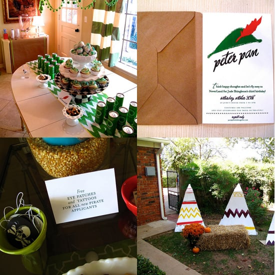 A Peter Pan Party