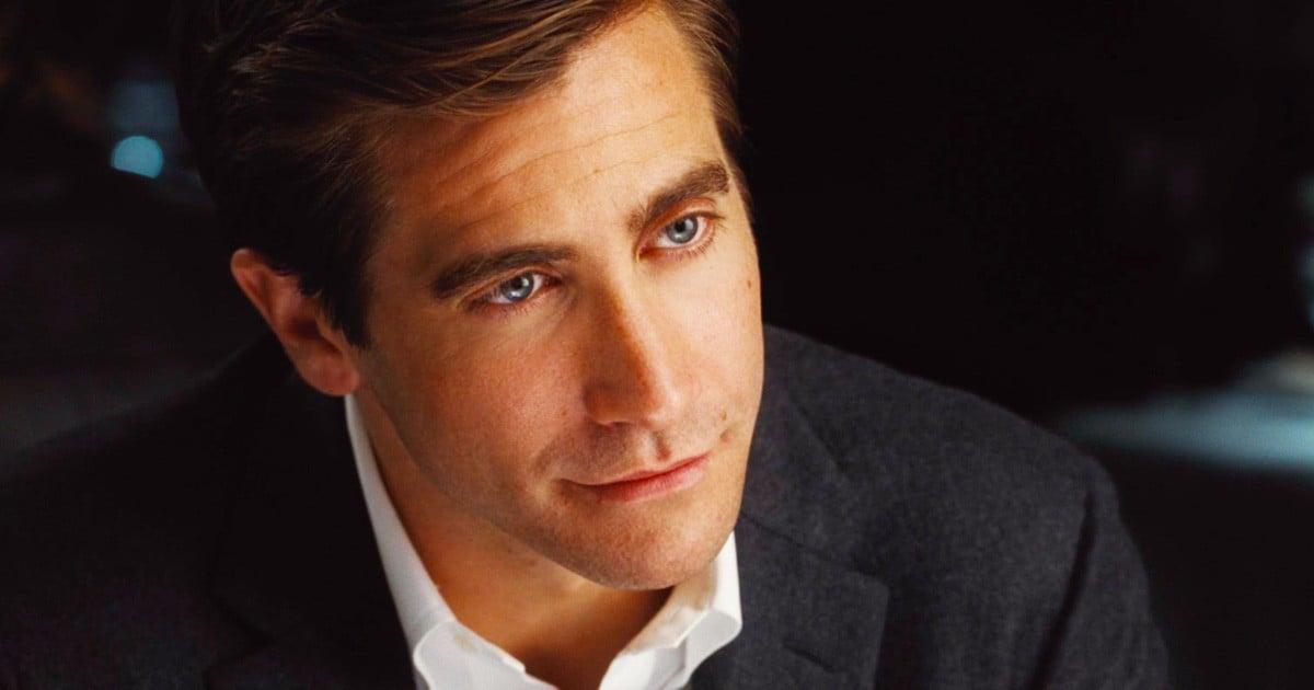 Image of: Jake Gyllenhaal Nocturnal Animals Scene With Jake Gyllenhaal Popsugar Nocturnal Animals Popsugar Celebrity