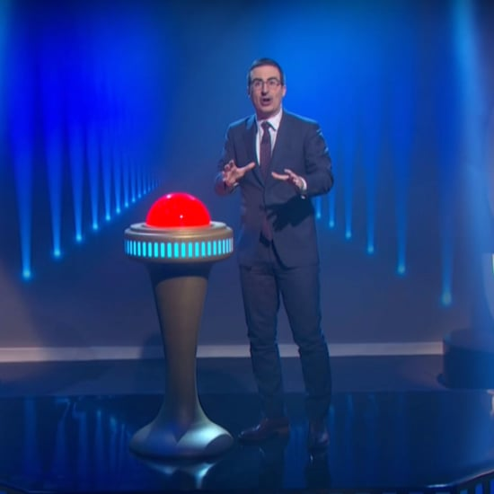 John Oliver Buys $15 Million of Other People's Debt