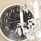 The find: a classic wall clock.