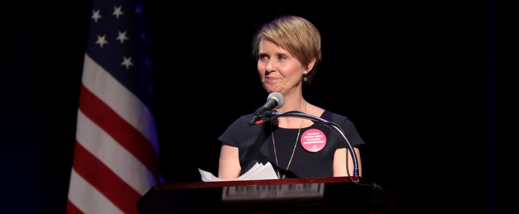Cynthia Nixon Is Running For Governor of New York, and Twitter Has Opinions