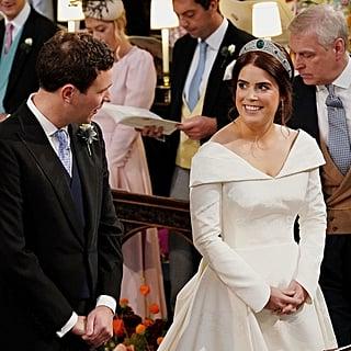 Princess Eugenie and Jack Brooksbank Wedding Interview