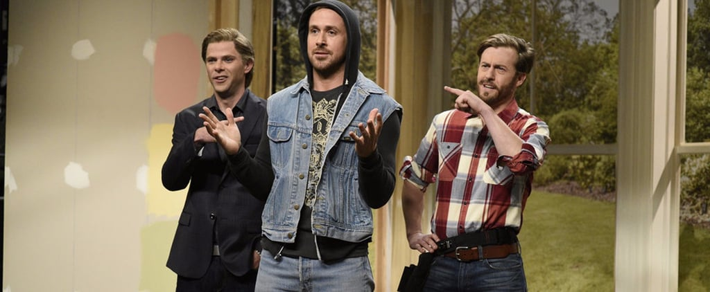 Watch Out, Property Brothers — Ryan Gosling Introduces The Fliplets on SNL