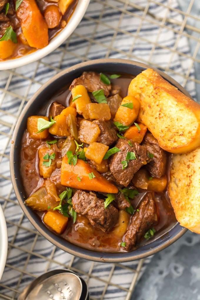 Instant Pot 5-Spice Beef Stew