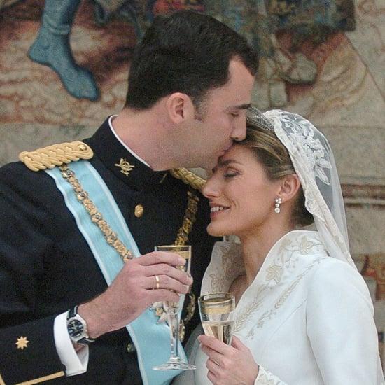 Pictures of Spanish Royals Prince Felipe & Princess Letizia