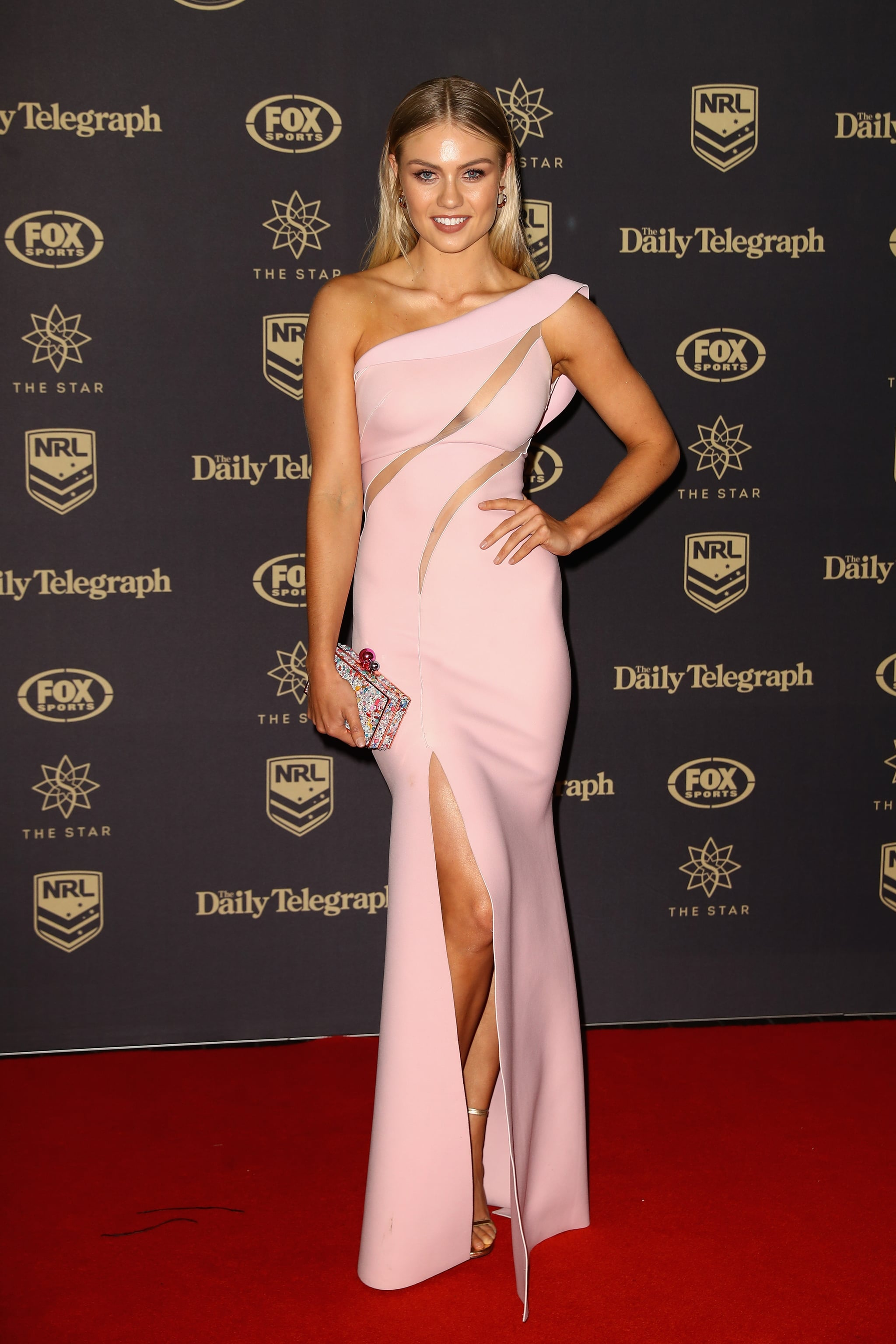 2016 Dally M WAGS Red Carpet Dresses | POPSUGAR Fashion