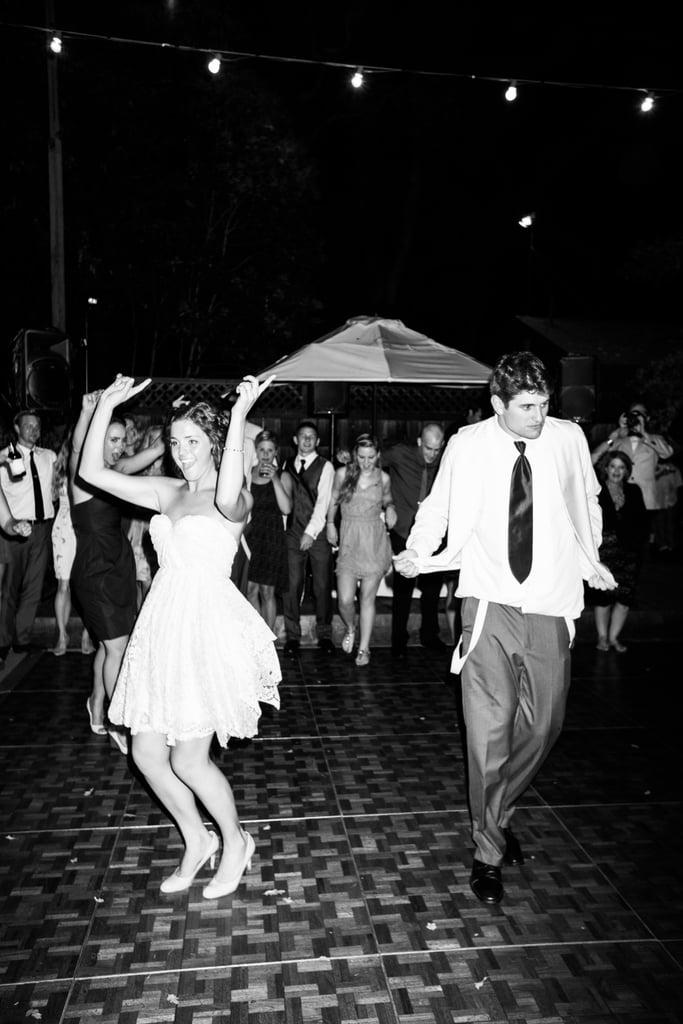 Outdoor Napa Summer Wedding Pictures