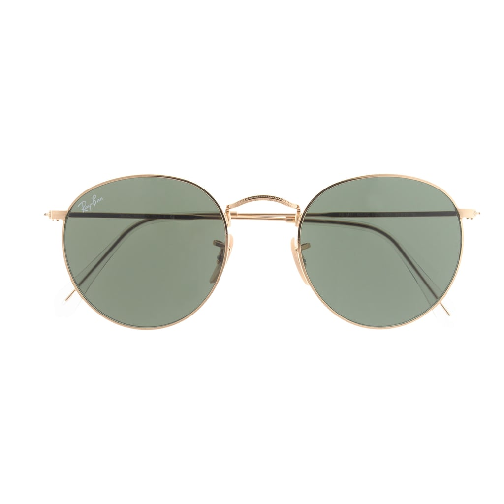 04a11b3680 spain ray ban mirrored aviator sunglasses green valley 9820c 84559