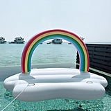 Inflatable Cloud Pool Float