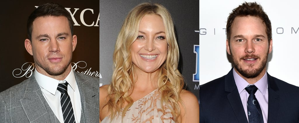 This Year's Golden Globe Presenters Are Inordinately Sexy