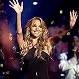 Mariah Carey at the 2003 American Music Awards