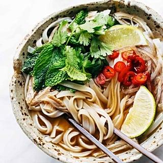 Healthy Pho Recipes