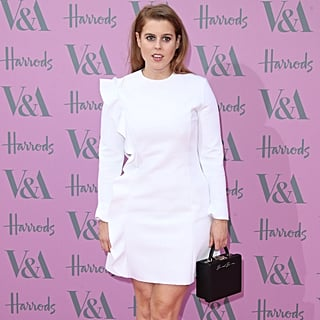 Princess Beatrice's Blue Heels
