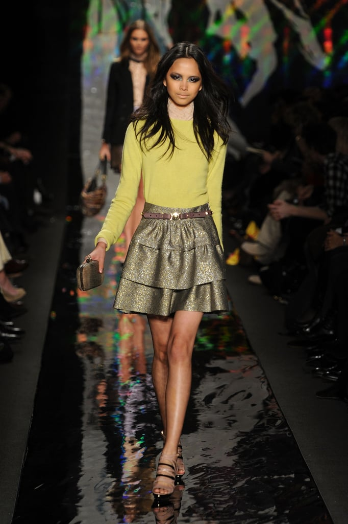 New York Fashion Week: Diane Von Furstenberg Fall 2010