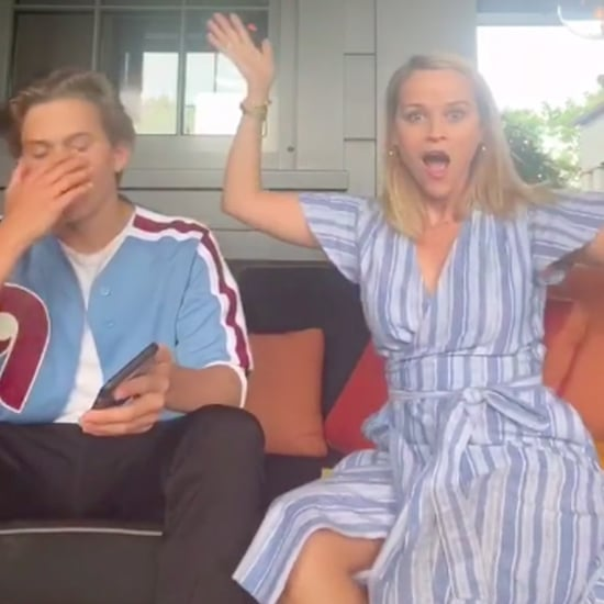 Reese Witherspoon Dances to Deacon's Song in TikTok Video