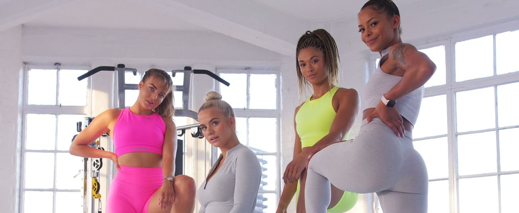 Grace Beverley Releases Home-Gym Exercise Equipment
