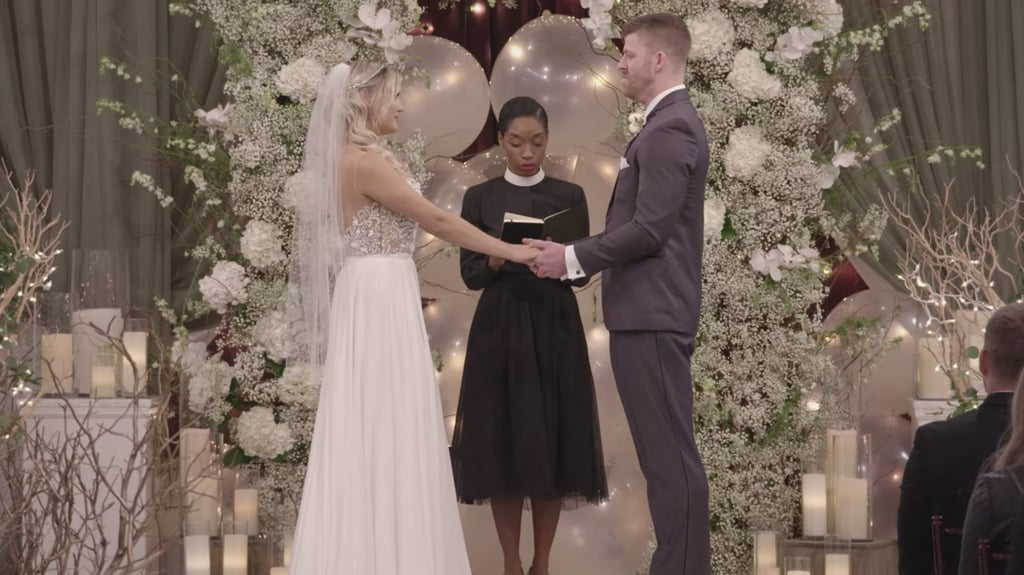 Did Giannina and Damian Get Married on Love Is Blind Season One?