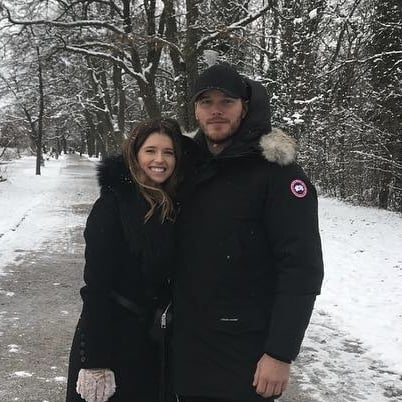 Katherine Schwarzenegger Birthday Post For Chris Pratt 2019