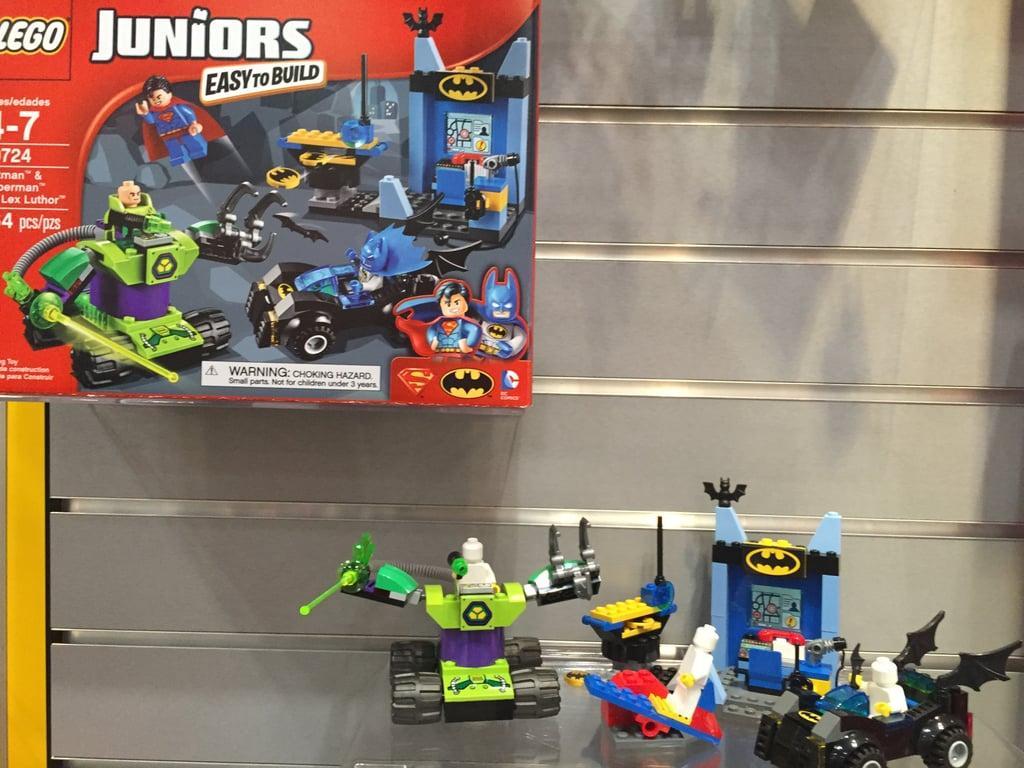 Lego Juniors Batman and Superman vs. Lex Luthor