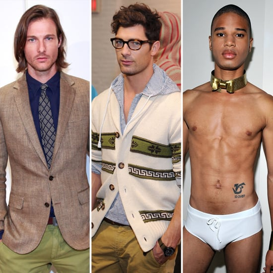 Hot Male Models of Fashion Week